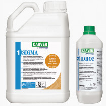 Water-based two-component finish SIGMA